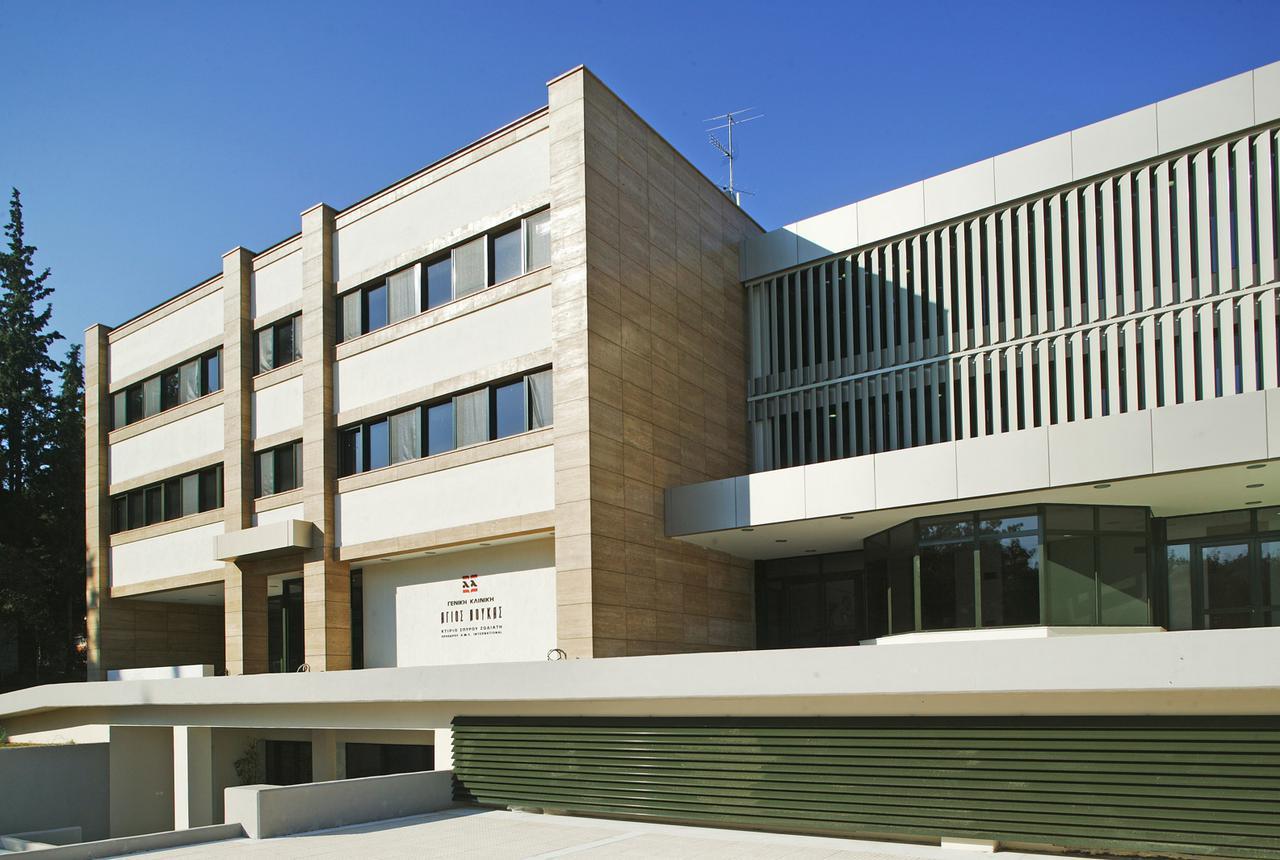 AGIOS LOUKAS HOSPITAL PANORAMA,THESSALONIKI, AKTOR, 16OCT2007