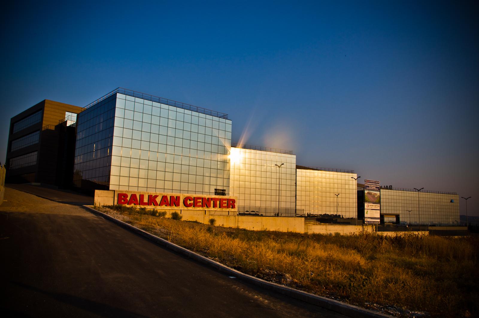 balkan center