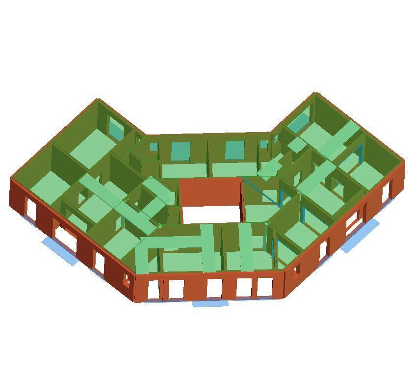 2nd Floor 3D